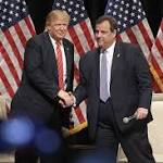 CHRISTIE's TRUMP welcome -- SPRINGSTEEN's 'Purple Rain' -- TIMPONE's shift