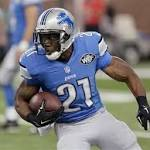 Detroit Lions likely to draft running back with Reggie Bush gone