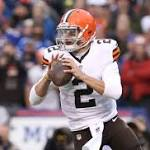 NFL Rookie Quarterback Struggles Show Why The Cleveland Browns Will Start ...