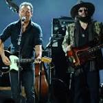 Bob Dylan Receives MusiCares Person of the Year Award; Bruce Springsteen ...