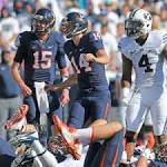 UVA kicker Ian Frye named semifinalist for Lou Groza Award