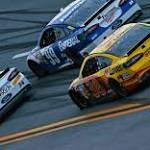 Motor Racing Network Opens Second Half of Chase at Talladega Superspeedway