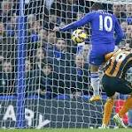 Chelsea vs Hull City, Premier League: live