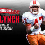 Lynch to join Bucs Ring of Honor