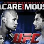 UFC Fight Night - Jacare vs. Mousasi II Results: Winners and Losers