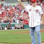Pete Rose is back in baseball ... for 1 day