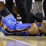 Thunder's third-quarter woes continue in 93-90 loss to Pacers