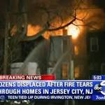 2 dead, 2 missing in Jersey City fire