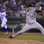 White Sox agree to terms with Matt Albers