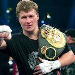 Alexander Povetkin tests positive for meldonium, title fight vs. Deontay Wilder in jeopardy