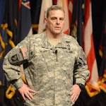 Gen. Mark Milley Named New Army Chief of Staff