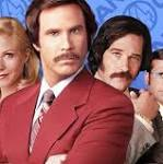 'Anchorman 2' Poster Makes a 'Big Deal' Out of Burgundy's Moustache
