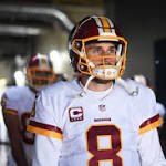 Why would Kirk Cousins want to stay with the inept Washington Redskins?