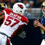 Team Grades: Rams Offense Flunks Thursday Night Test Against 1st Place ...