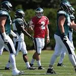 The Eagles' roster bubble