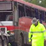 Bus in Texas crash that left 8 dead was alone in area, police say