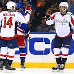 Rangers start fast, fall apart in loss to Capitals: 3 things to know