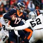 Oakland Raiders vs. Denver Broncos: Oakland Grades, Notes and Quotes
