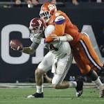 No. 2 Clemson planning quick return to football playoffs
