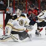 Florida Panthers sunk by Boston Bruins for eighth game in a row