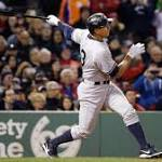 MLB scores: Rodriguez hits 660th home run in Yankees win over Red Sox