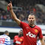 Ageless Giggs set to rack up another milestone
