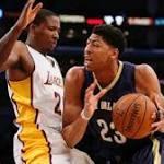 Pelicans Crush Lakers