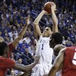 Kentucky blasts SEC runner-up