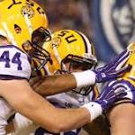 LSU looks to avoid fourth straight loss to Alabama