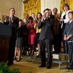 President Obama recognizes Natoma Canfield during Obamacare speech, says ...