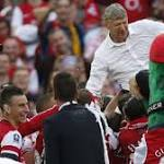 Arsenal FA Cup success is only a platform for Arsene Wenger