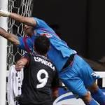 Luis Silva's second shot propels DC United past Red Bulls, 2-0; Team stays in ...