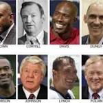 "2015 Pro Football Hall of Fame ""Snubs"" Just Have to Wait Their Turn"