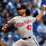 Gio Gonzalez gets just enough help to lead Nationals against Royals