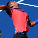 Nick Kyrgios upsets No. 21 Mikhail Youzhny in US Open first round
