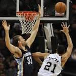 Grizz Win Instant Classic, Outlast Spurs in Triple Overtime