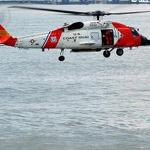 search continues for four missing off Galveston