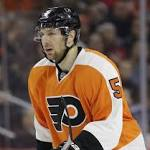 Flyers make 3 a.m. trade, deal Braydon Coburn to Tampa Bay Lightning