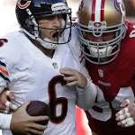 Bears show they're not ready to be written off after rallying to beat 49ers in San ...