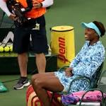 'You can always go home': Venus Williams' short-lived Indian Wells return