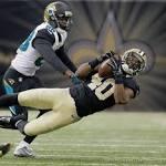 Banged-up Drew Brees bulldozes Jaguars in Saints' 38-27 win: Larry Holder's ...