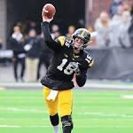 Source: Iowa QB Rudock will transfer to Michigan