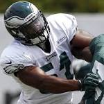 Eagles' Kenny Phillips among 12 player released