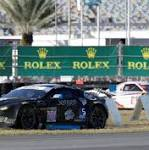 Rolex 24 at Daytona: Driver Memo Gidley breaks back in frightening crash