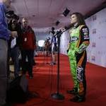 NASCAR's Jimmie Johnson on Daytona 500, Danica Patrick