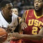 Not pretty, but Ducks men hold off USC