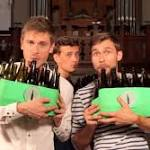 Watch 'Billie Jean' Performed By This Beer-Bottle Orchestra