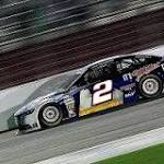 Sprint Cup: Keselowski's chances running out