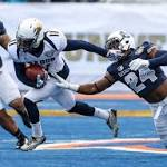 Akron tops Utah State, wins first bowl game in program history