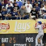 Teixeira sparks Yankees to 9-5 Subway Series win over Mets
